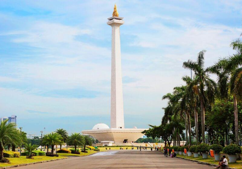 National Monument Indonesia RF