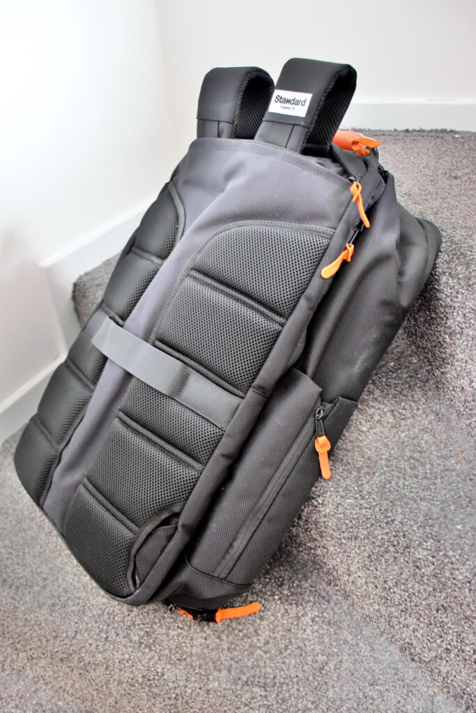 Standard Luggage Best Carryon only travel backpack reviews (3)