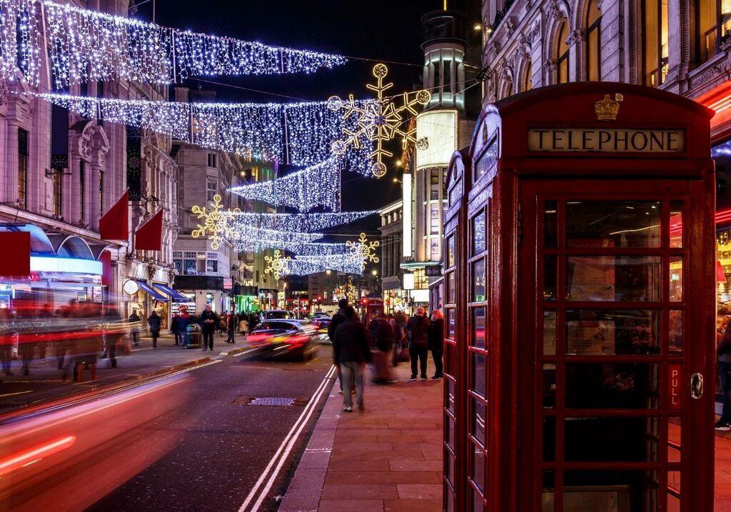 London Christmas RF