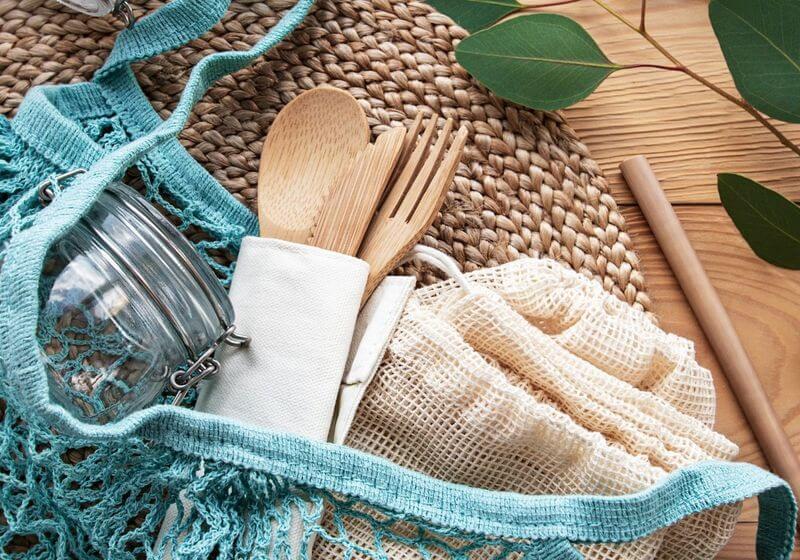 Reusable cutlery food RF
