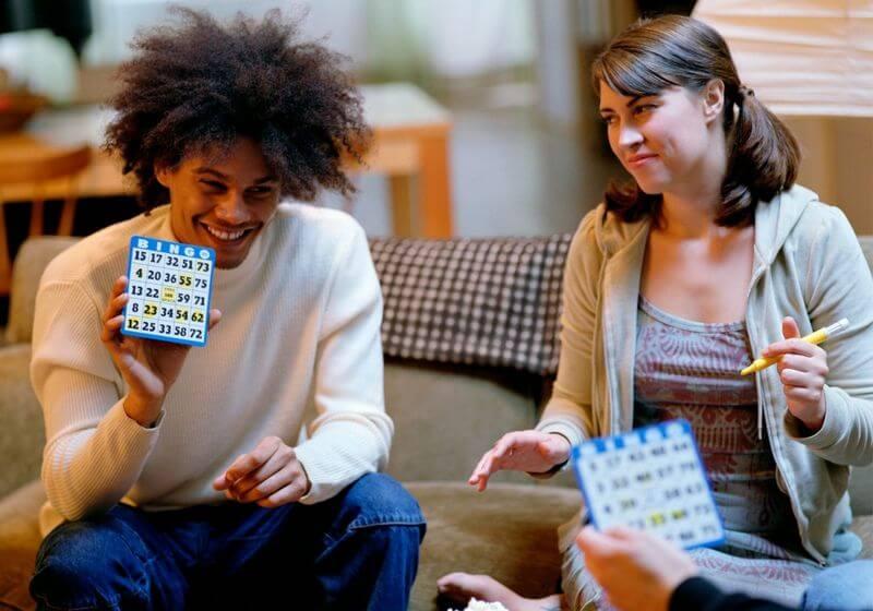 Bingo game RF