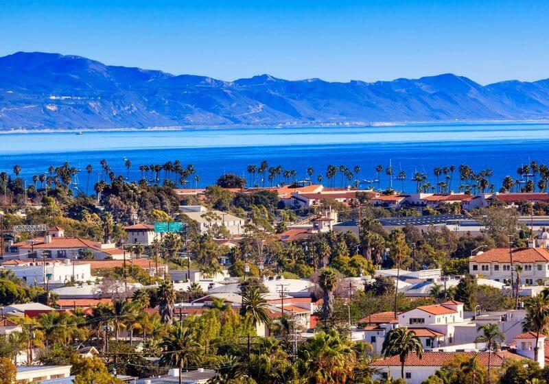 Santa Barbara California RF