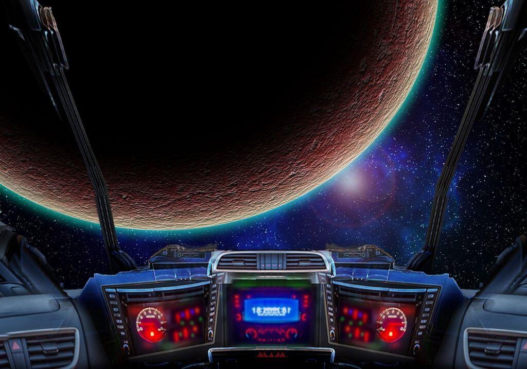 Space travel RF