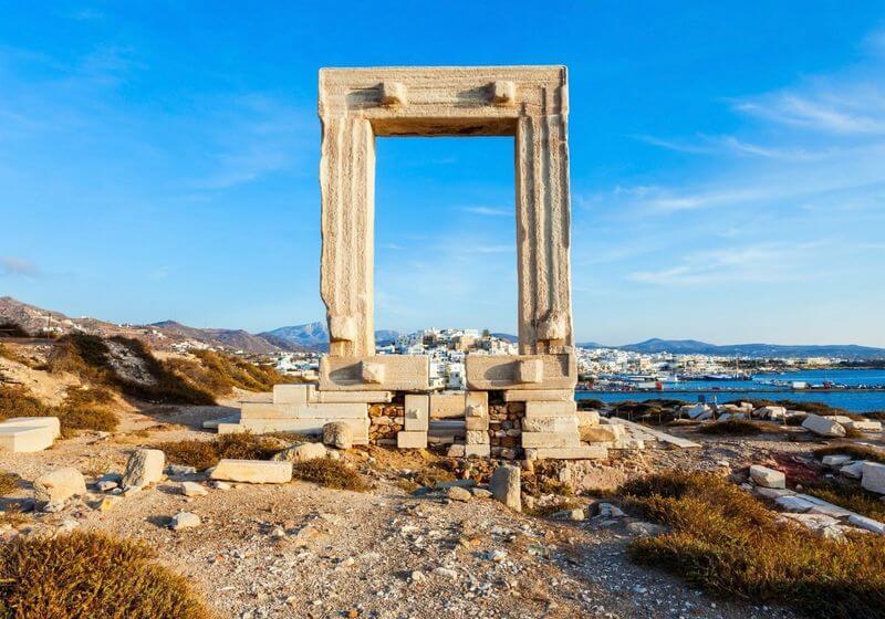 Naxos Greece RF
