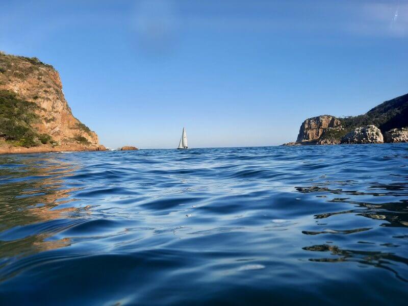 Sailboat water RF