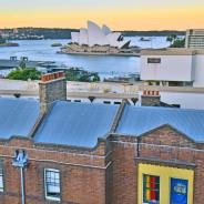 Spend the Night on an Archaeological Dig Site: Sydney Harbour YHA Hostel Review