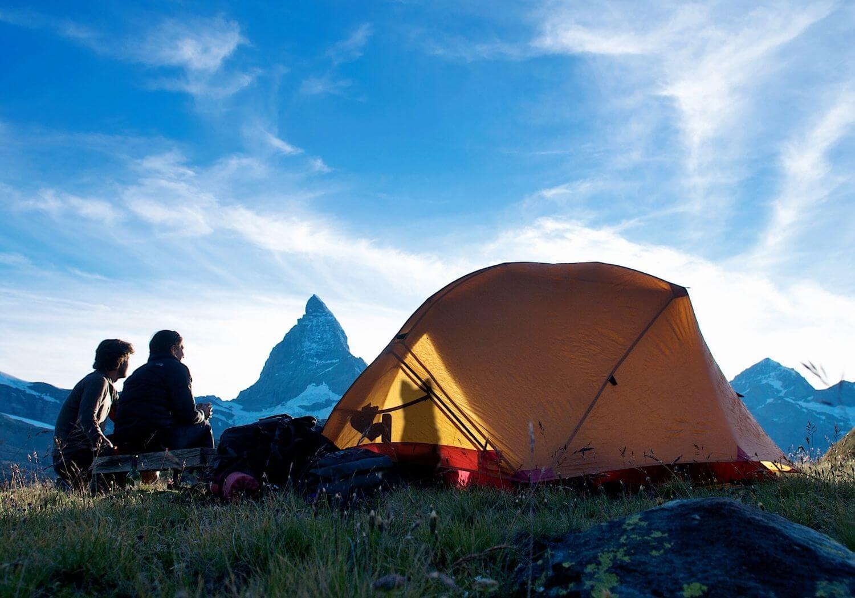 Mountain camping tent RF