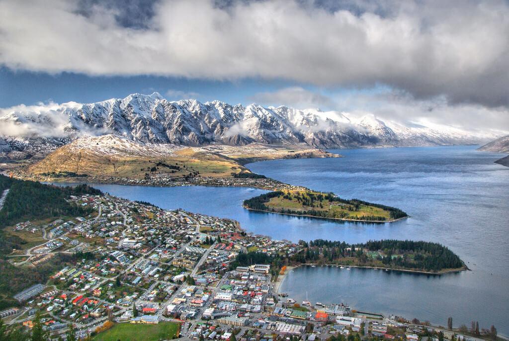 Queenstown NZ Bernard Spragg