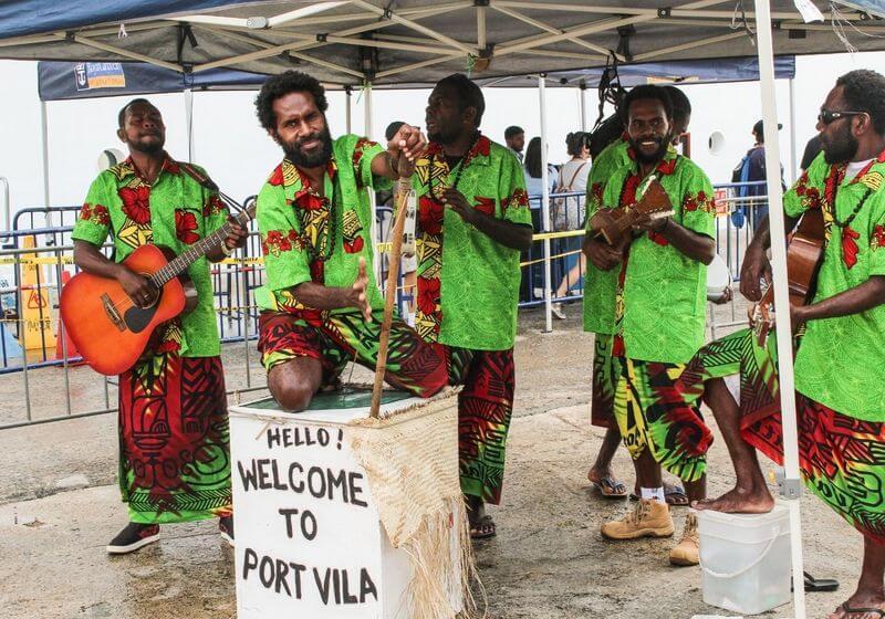 Vanuatu RF
