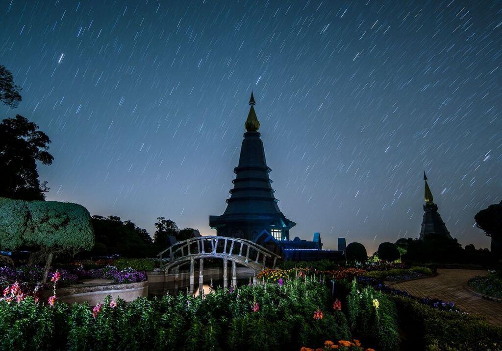 Doi Inthanon National Park Thailand RF