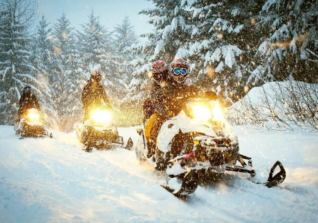 Snowmobile RF