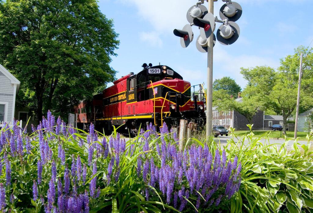 Cape Cod Railway