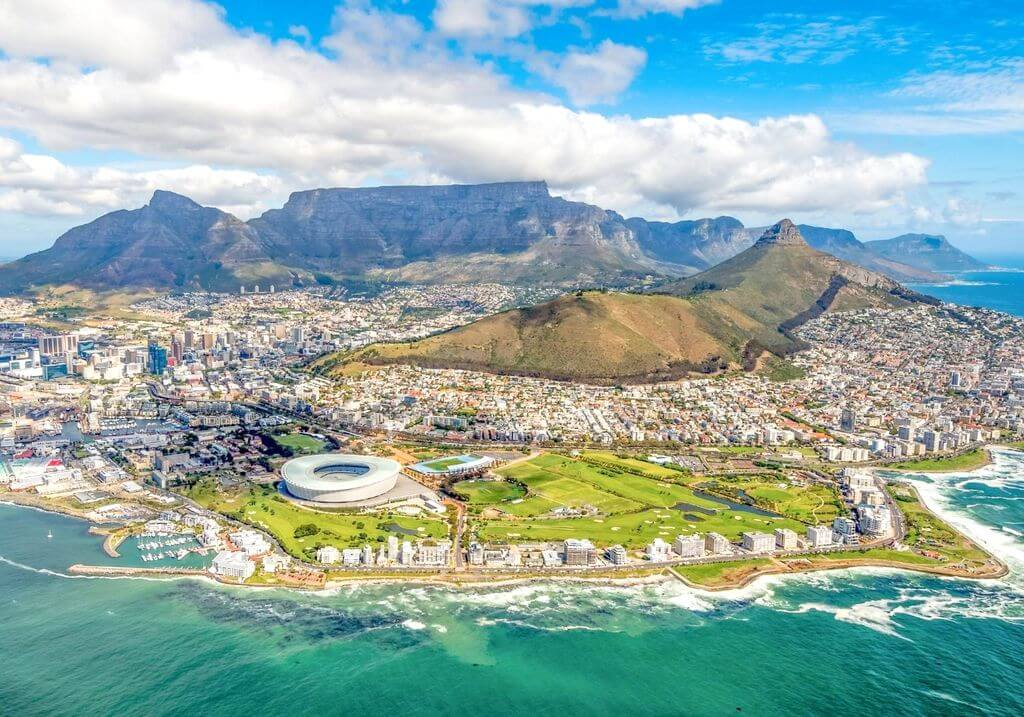 Cape Town South Africa RF