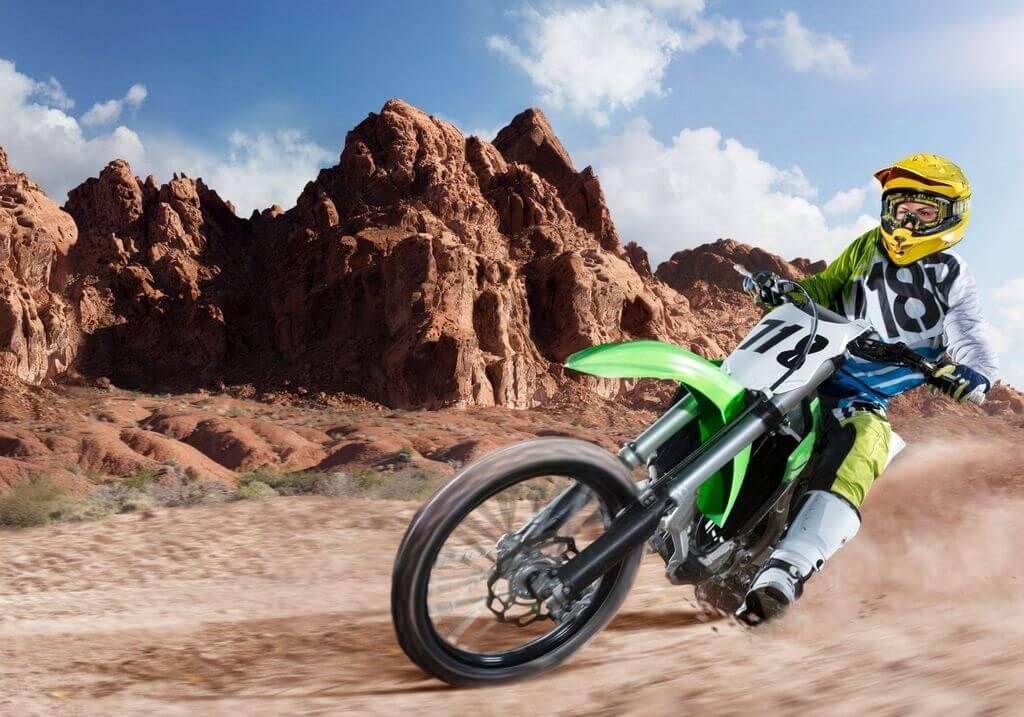 Dirt bike RF