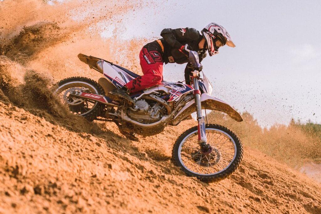 Dirt biking RF