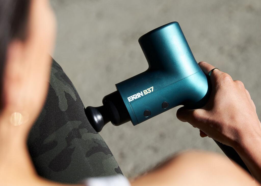 Erkin B37 portable Handheld Massage Gun Review