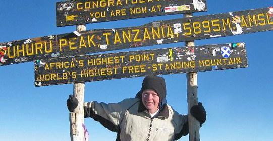 Join the All Female Kilimanjaro Trek on International Women's Day 2022!