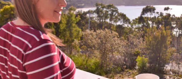 Luxury Beach Shack on the Tasman Peninsula: The Wayfarer