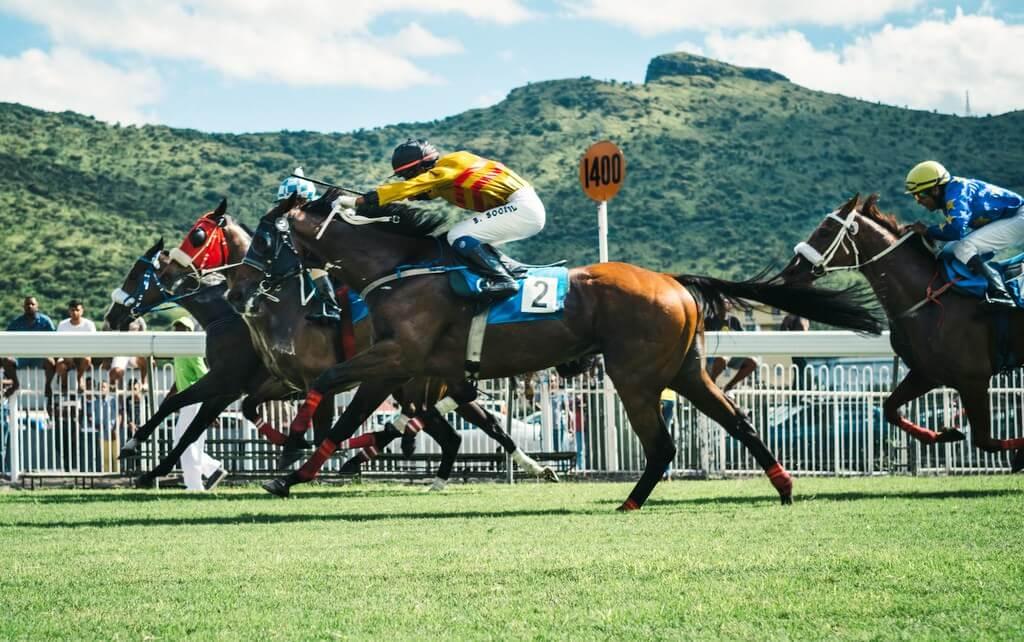 horse racing season at Champ de Mars (Mauritius) RF