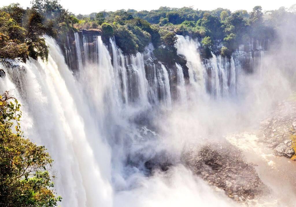 Kalandula Falls Angola RF