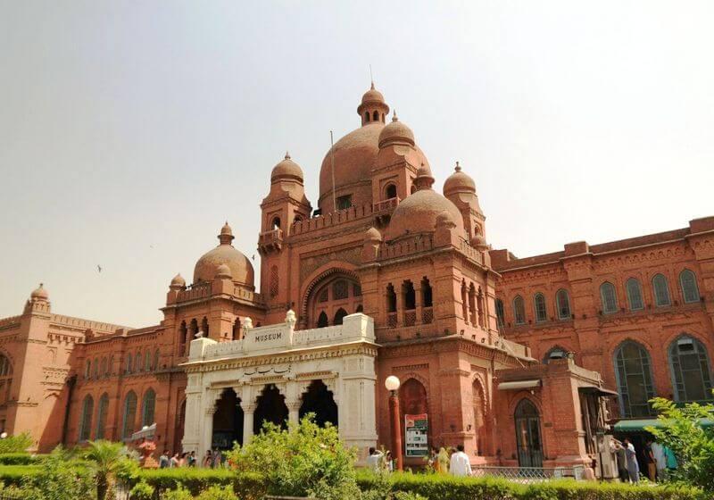 Lahore Museum Pakistan RF