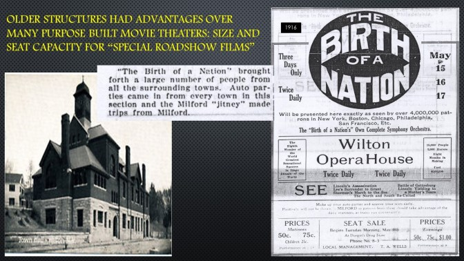 Wilton Birth of Nation
