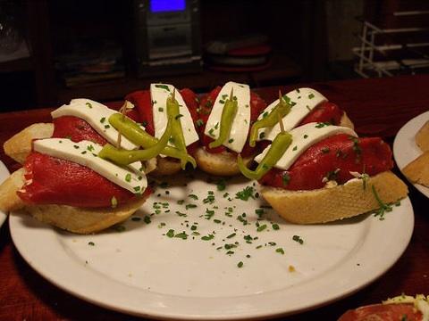 FOODS  RECIPES Basque Foods
