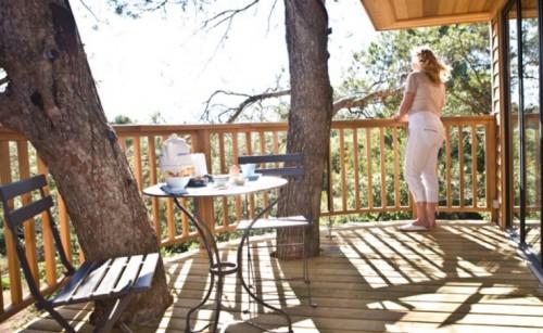 maison valvert treehouse bonnieux provence