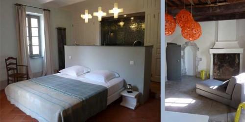 Rooms at La Maison d'Ulysse
