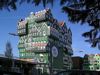 Hotel Inntel Zaandam near Amsterdam