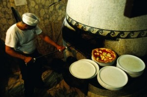 making pizza in naples italy