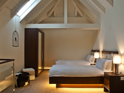Room at The Cambrian Adelboden