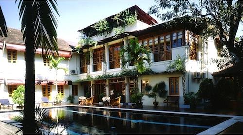 Hotel Savoy Yangon Myanmar Burma