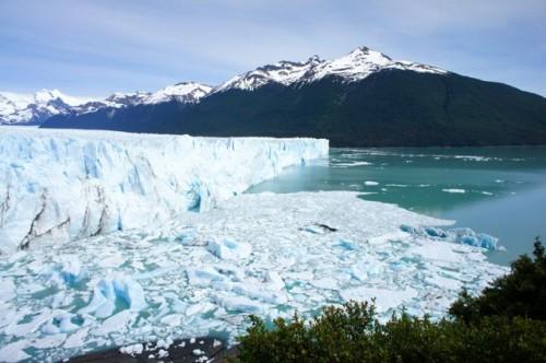 Calafate glacier Argentina