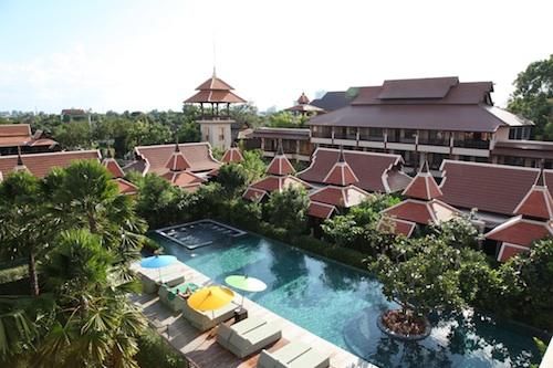 Chiang Mai resort hotel