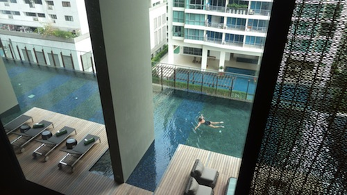 The Hansar: Bangkok Hotels with Swimming Pools