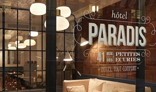 hotels paris france