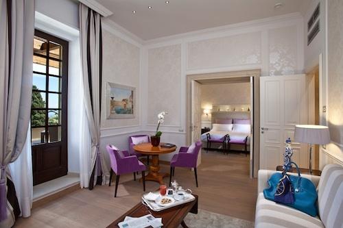 room in ashbee hotel taormina