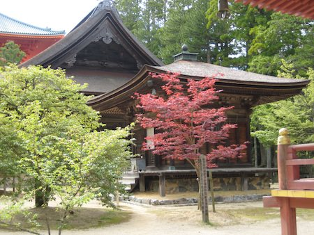 buddhist monastery japan