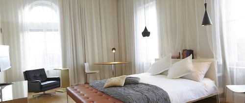 B2 Boutique Hotel Zurich room