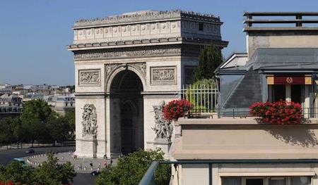 Hotel Napoleon Paris Classic French Style Near Arc De