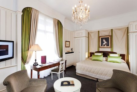 hotel napoleon room