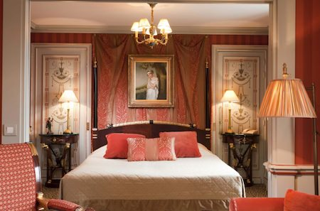 hotel napoleon suite