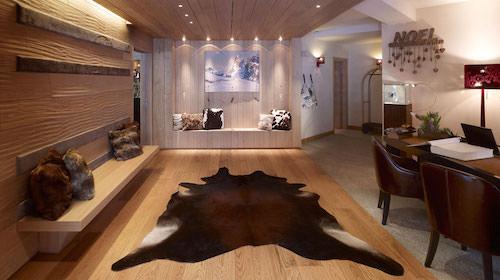 top ski hotels in italy