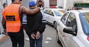 فاس.. إلقاء القبض على شخص من ذوي السوابق القضائية ببنسودة