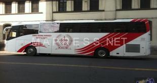 مشواط يحجز على حافلة فريق الكوكب المراكشي