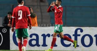 المنتخب المغربي يفك عقدة تونس