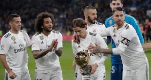 ريال مدريد يستبق الميركاتو الشتوي بقرار حاسم!
