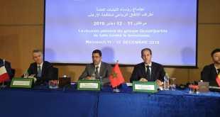 عبد النباوي :هناك تعاون وثيق فيما بين اللجنة الرباعية لمحاربة الارهاب