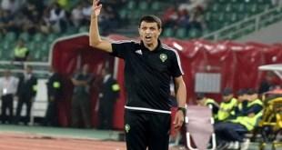 """جمال السلامي :"""" هدفنا النهائي والفوز يضعنا في وضع ممتاز """""""